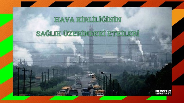 Hava Kirliliği. Air pollution. inquinamento