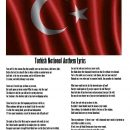 Turkish National Anthem Lyrics 1